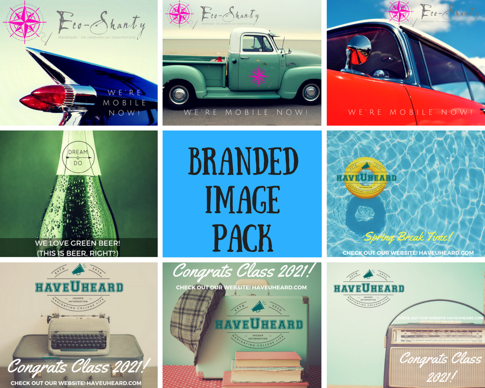 Branded Image Pack 1