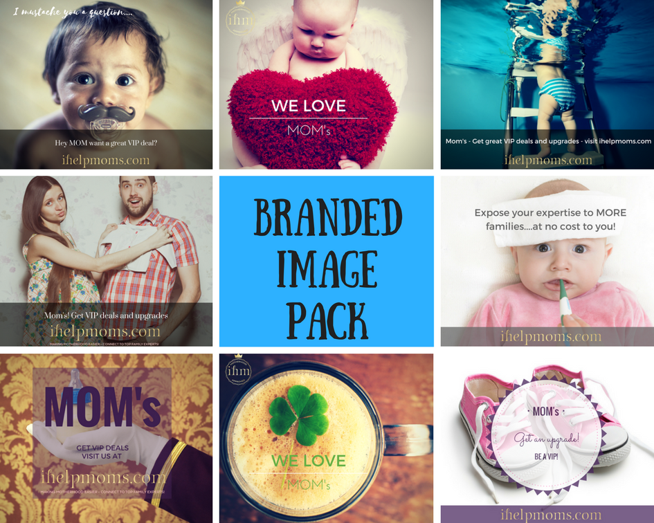 Branded Image Pack MOMs